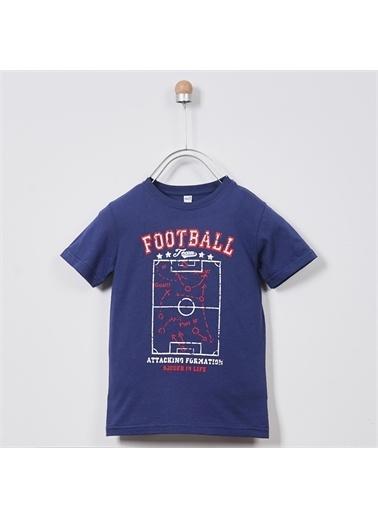 Panço T-Shirt 2011BK05007 Lacivert